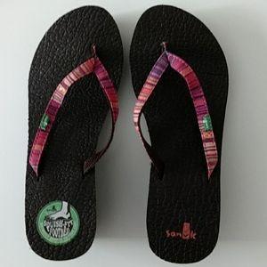 Wedge Flip Flops (New)